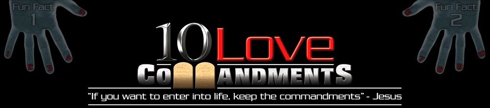 10 Love Commandments Website