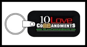 10LC Keychain
